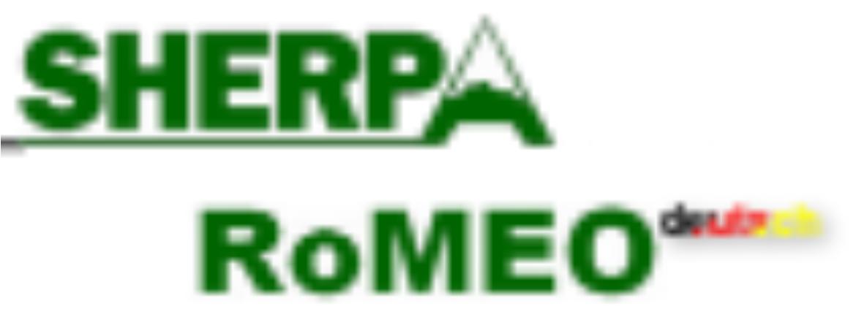 Sherpa-RoMEO